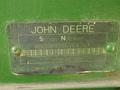 1998 John Deere 893 Corn Head