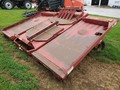 Case IH 8581 Bale Wagons and Trailer