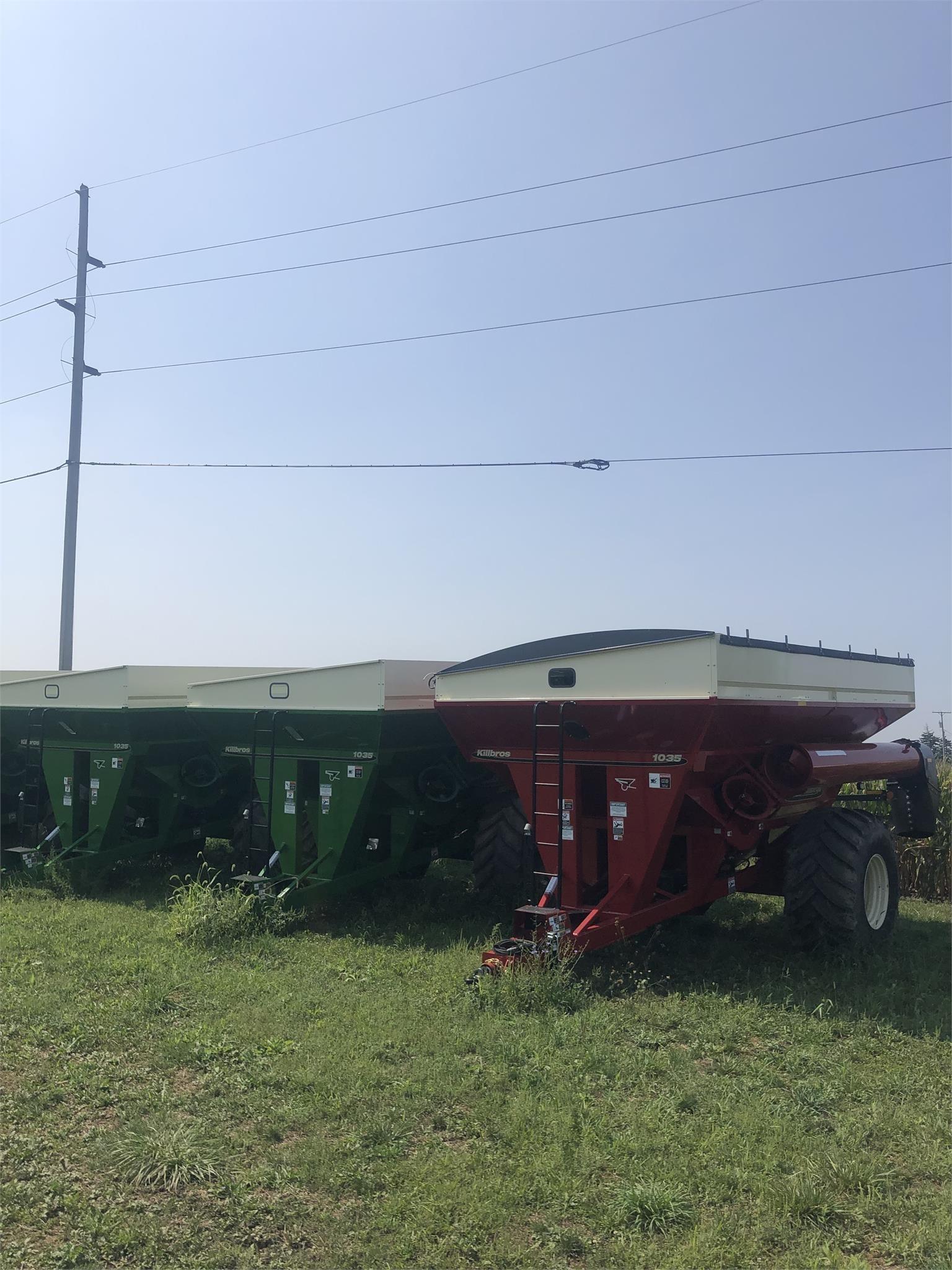 2020 Killbros 1035 Grain Cart