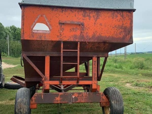 wagon kory 225 bushel