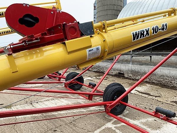 2020 Westfield WRX100-41 Augers and Conveyor