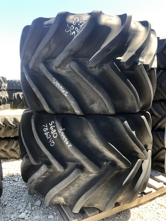 2016 Goodyear LSW1250/35R46 Wheels / Tires / Track