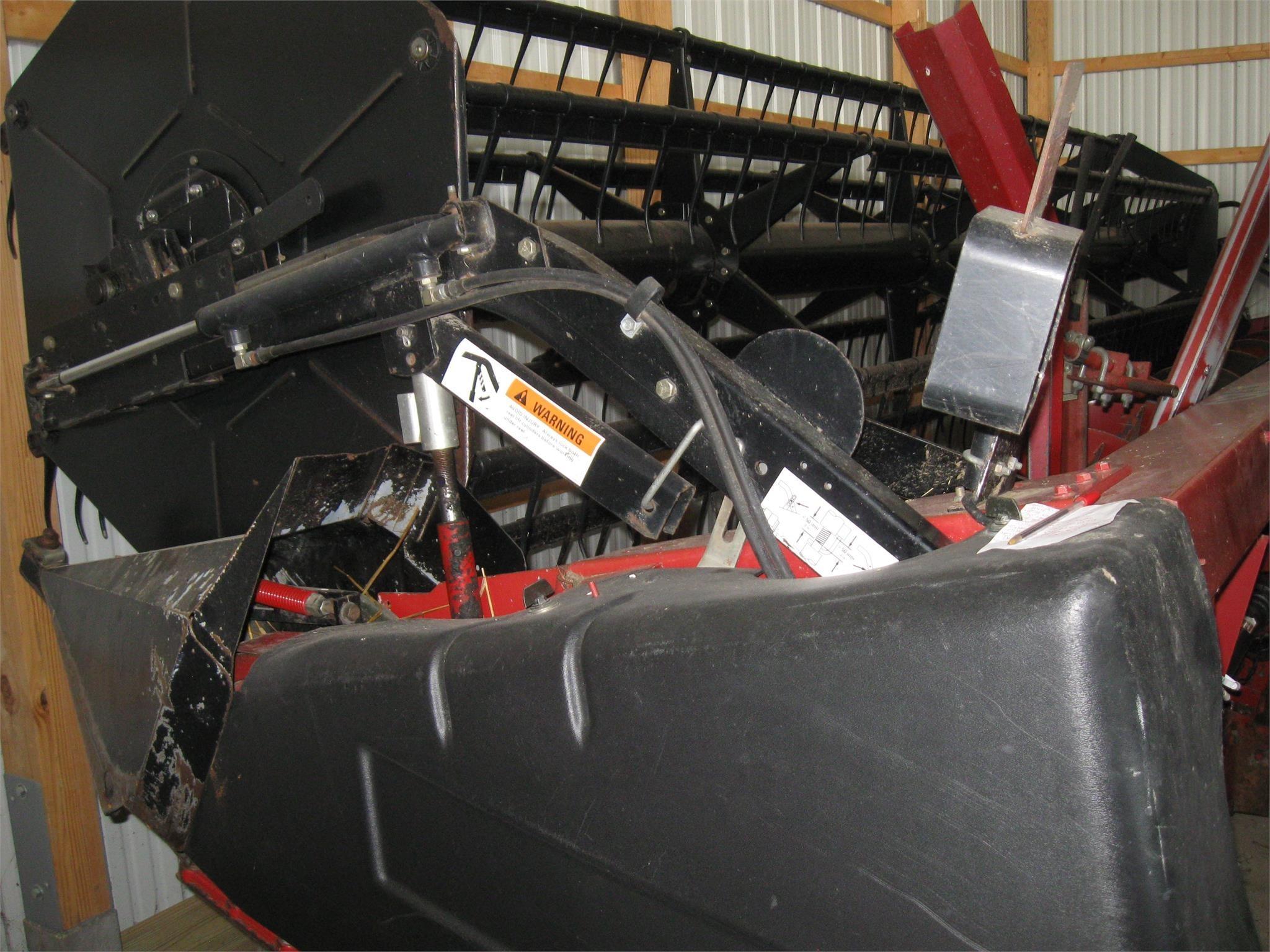 2003 Case IH 1020 Platform