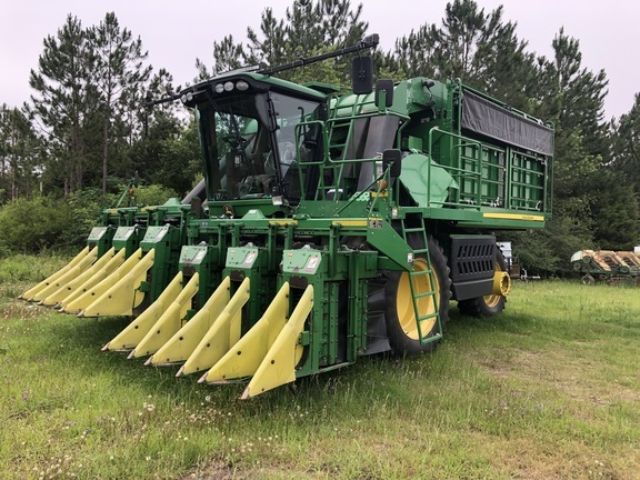 2012 John Deere 7660 Cotton