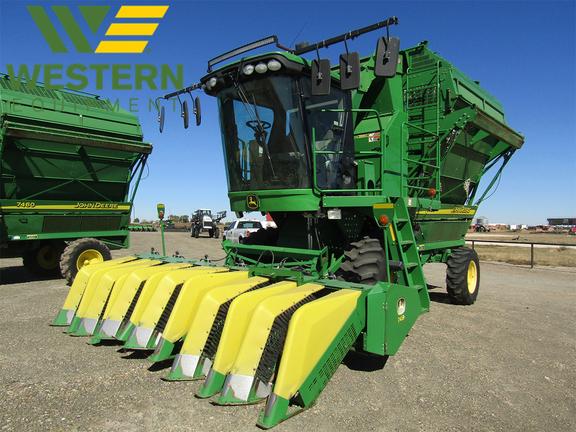 2010 John Deere 7460 Cotton