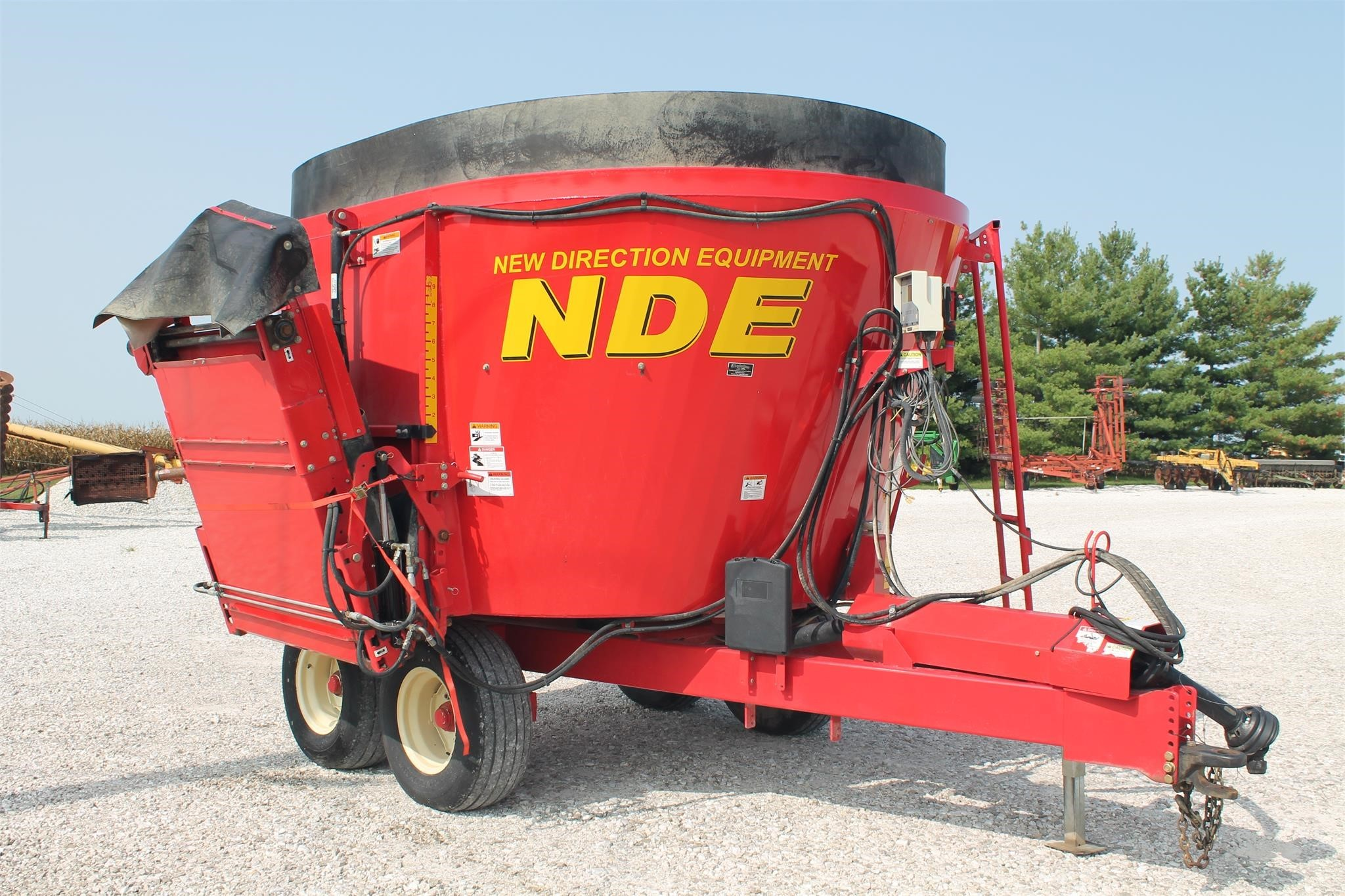 2013 NDE 1552 Grinders and Mixer