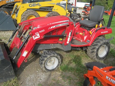 Massey Ferguson GC2600 Tractor - Wooster, OH | Machinery Pete