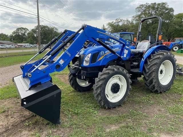 2020 New Holland Workmaster 60 Tractor