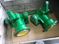 John Deere 2wd extra HD rear spindle S780 Harvesting Attachment