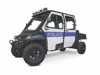 2020 John Deere Police UTV ATVs and Utility Vehicle