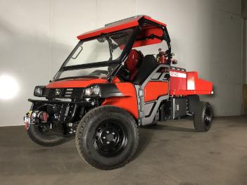 2020 John Deere Fire UTV ATVs and Utility Vehicle