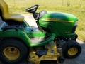 2003 John Deere X495 Lawn and Garden