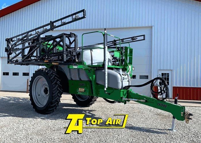 2021 Top Air TA1200 Pull-Type Sprayer