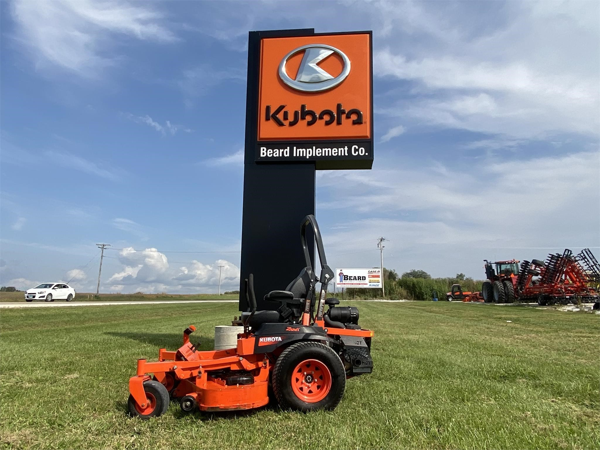 2015 Kubota Z724XKW-54 Lawn and Garden
