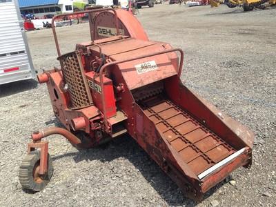 Gehl 800 Pull Type Forage Harvester Coopersville Mi