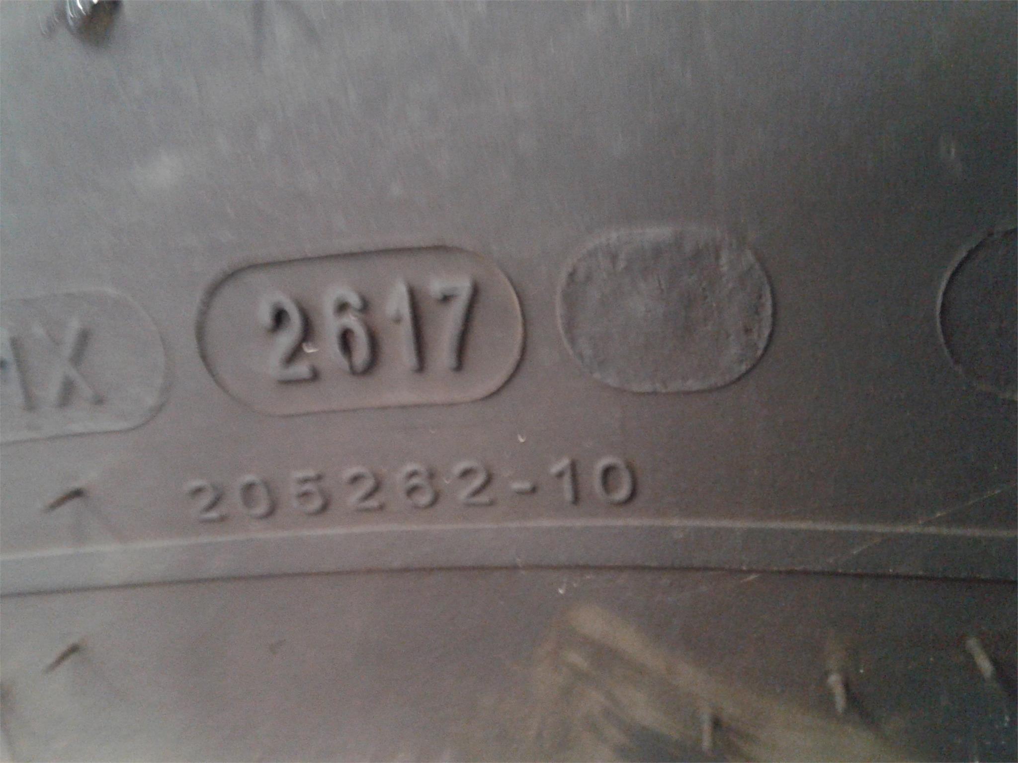 Michelin 420/80R46 Wheels / Tires / Track