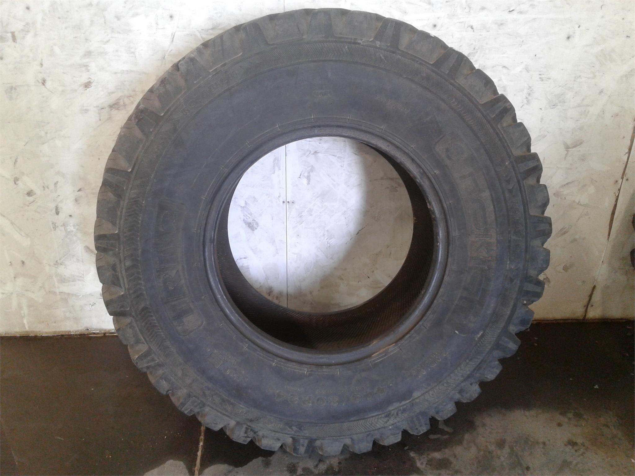 Nokian 440/80R24 Wheels / Tires / Track