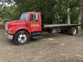 2001 International TRANSTAR 4700 Semi Truck