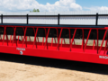 2020 Industrias America Silage Feeder Wagon Feed Wagon