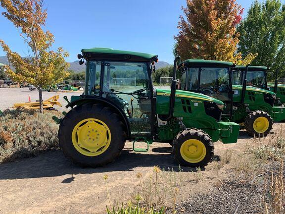 2019 John Deere 5075GN Tractor
