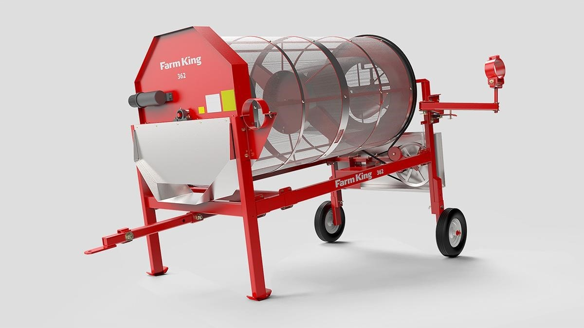 2021 Farm King 362 Grain Cleaner