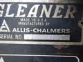 1985 Gleaner L3 Combine