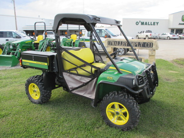 2016 john deere gator xuv 825i atvs and utility vehicle pittsburg ks machinery pete. Black Bedroom Furniture Sets. Home Design Ideas