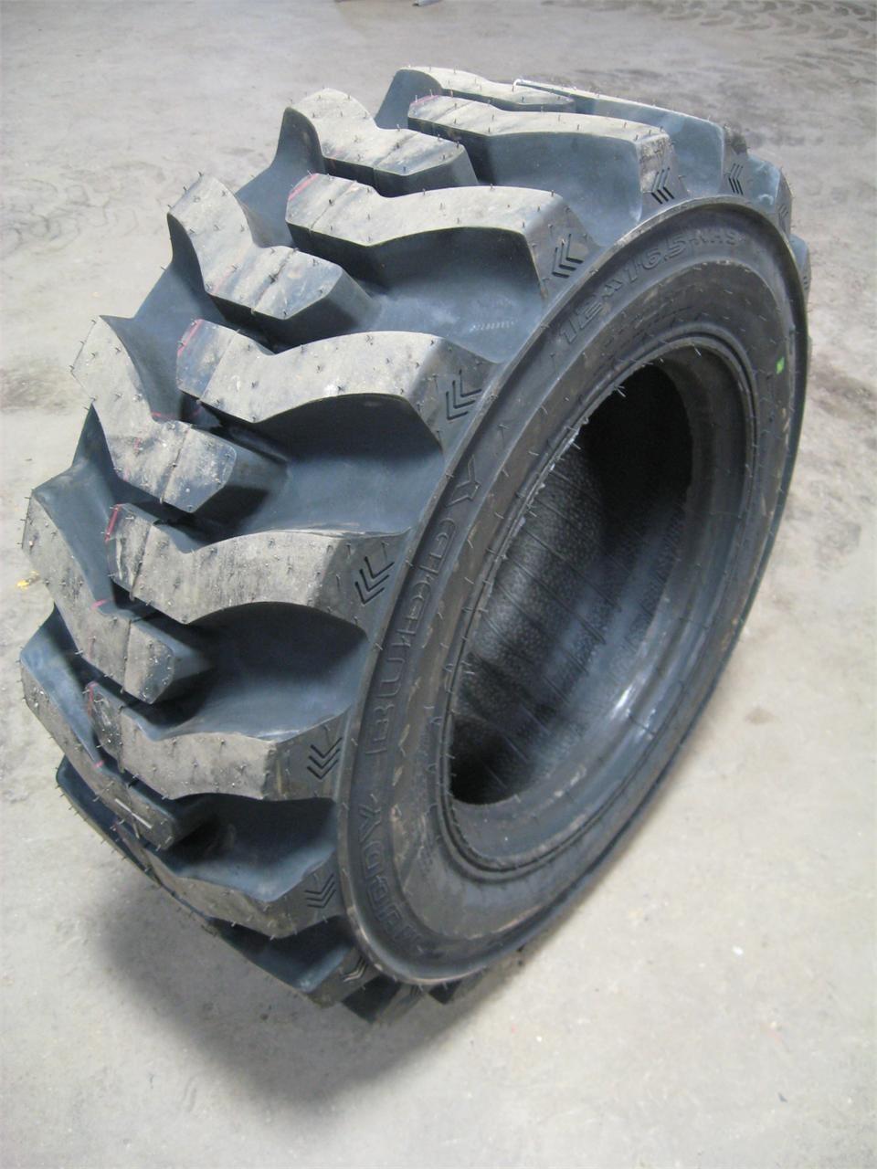 2021 Galaxy 12x16.5 Wheels / Tires / Track
