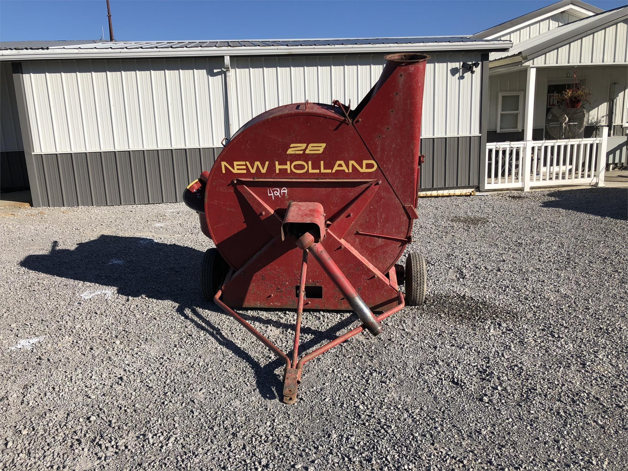 New Holland 28 Forage Blower