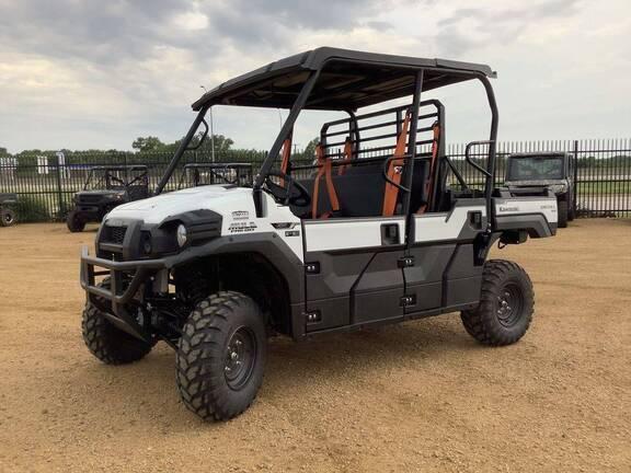 2022 Kawasaki Pro-DXT Fleet Edition ATVs and Utility Vehicle