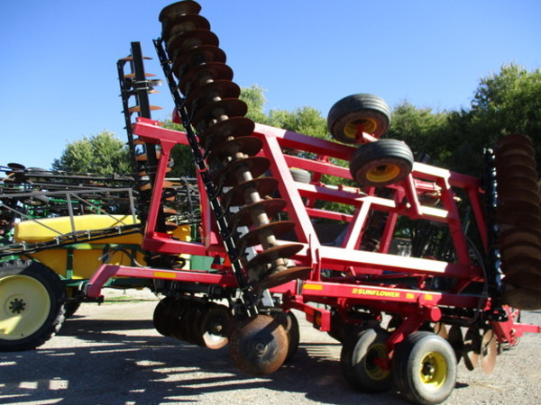 Sunflower 1435 Disk - Richwood, OH | Machinery Pete
