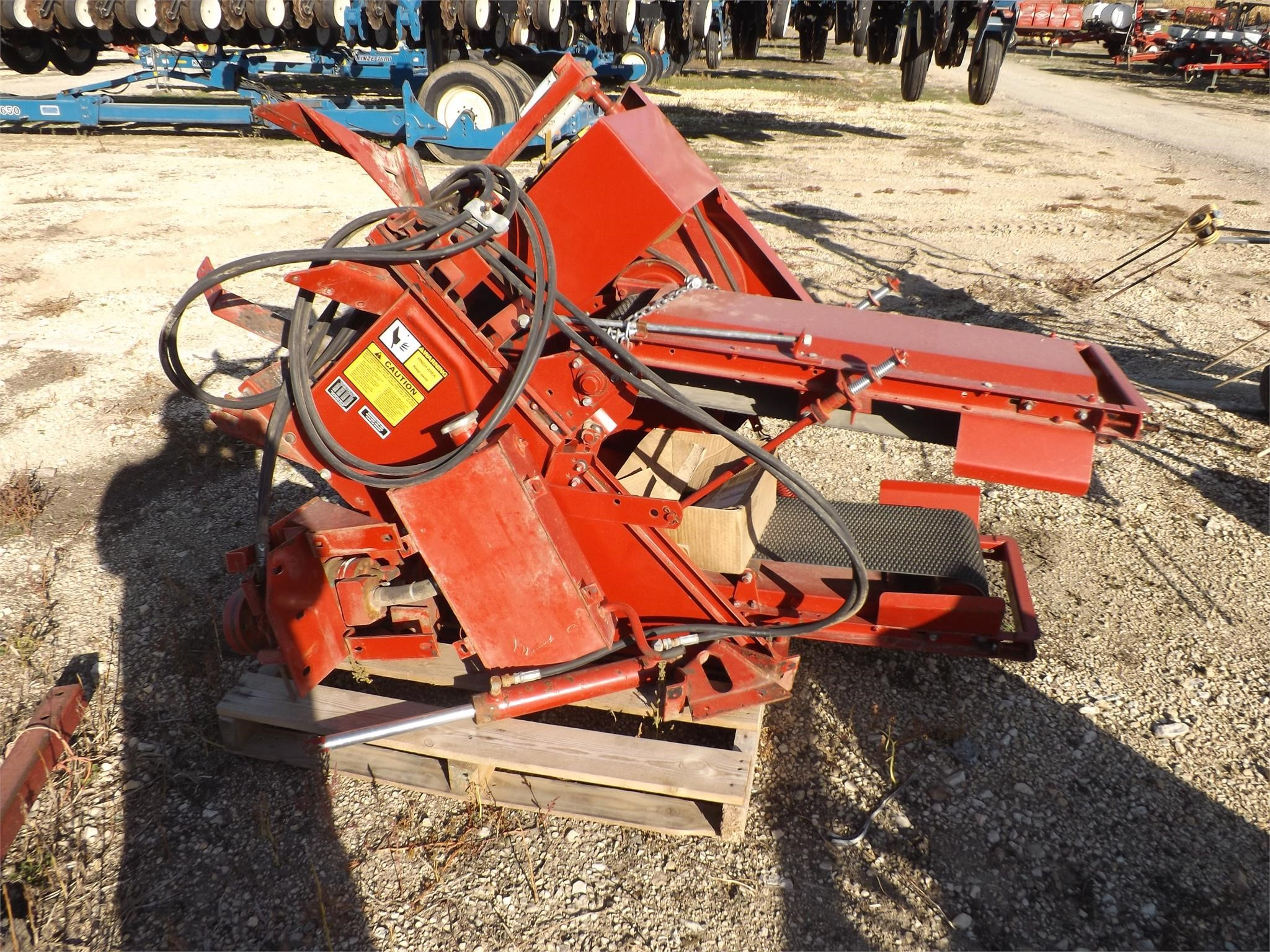 1987 New Holland 70 Hay Stacking Equipment