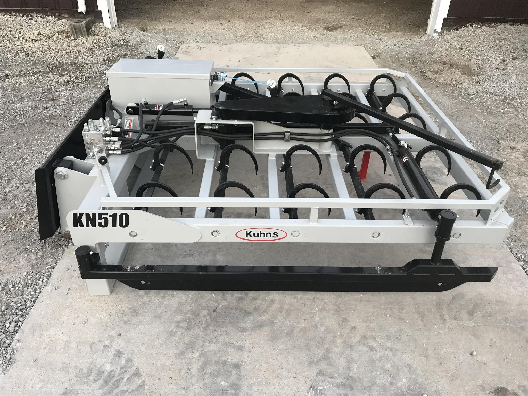 2021 Kuhns Manufacturing KN510 Loader and Skid Steer Attachment