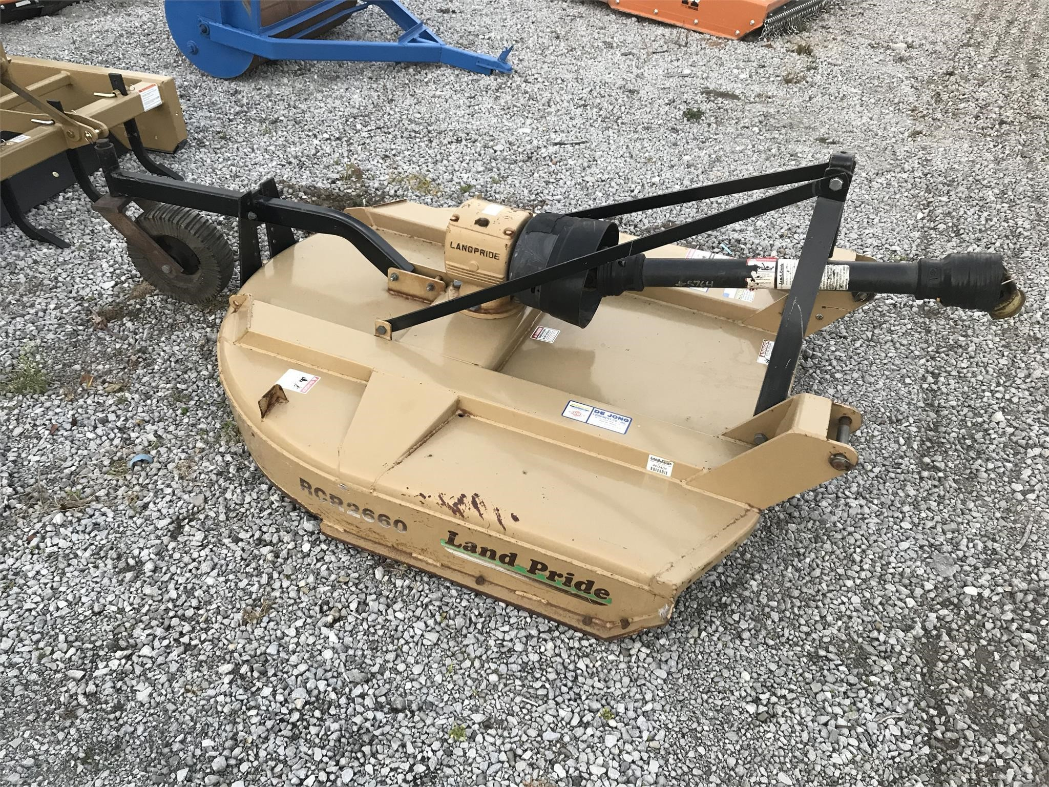 Land Pride RCR2660 Rotary Cutter