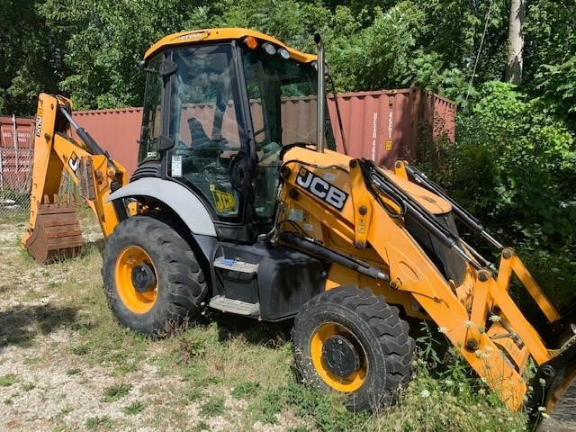 2011 JCB 3CX14 Backhoe
