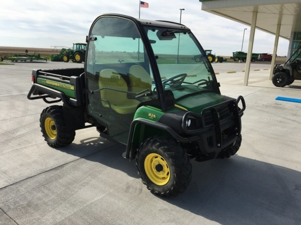 2014 john deere gator xuv 825i atvs and utility vehicle hoxie ks machinery pete. Black Bedroom Furniture Sets. Home Design Ideas