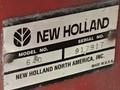 New Holland 640 Round Baler