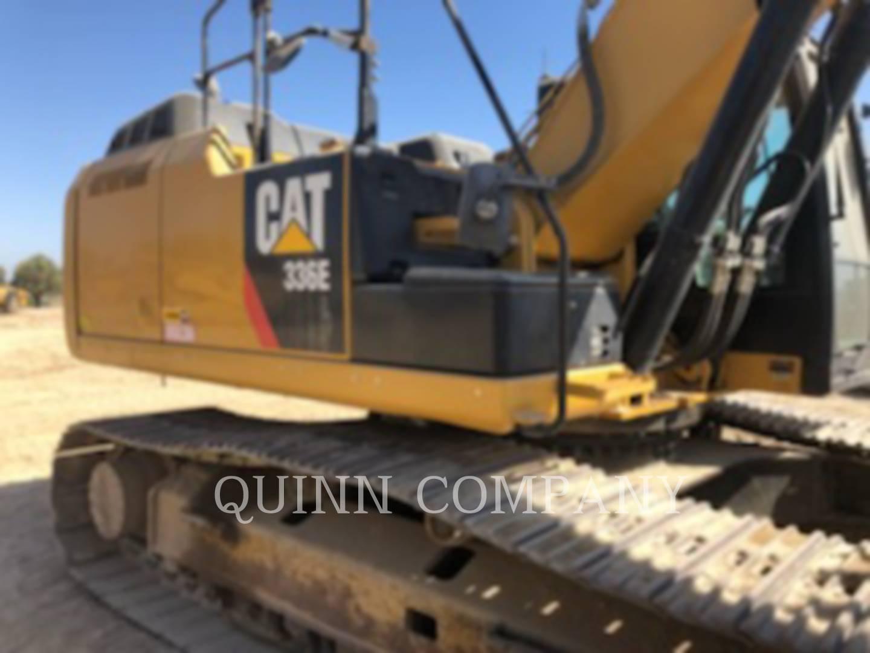 2014 Caterpillar 336E Excavators and Mini Excavator