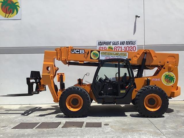 2012 JCB 512-56 Telehandler