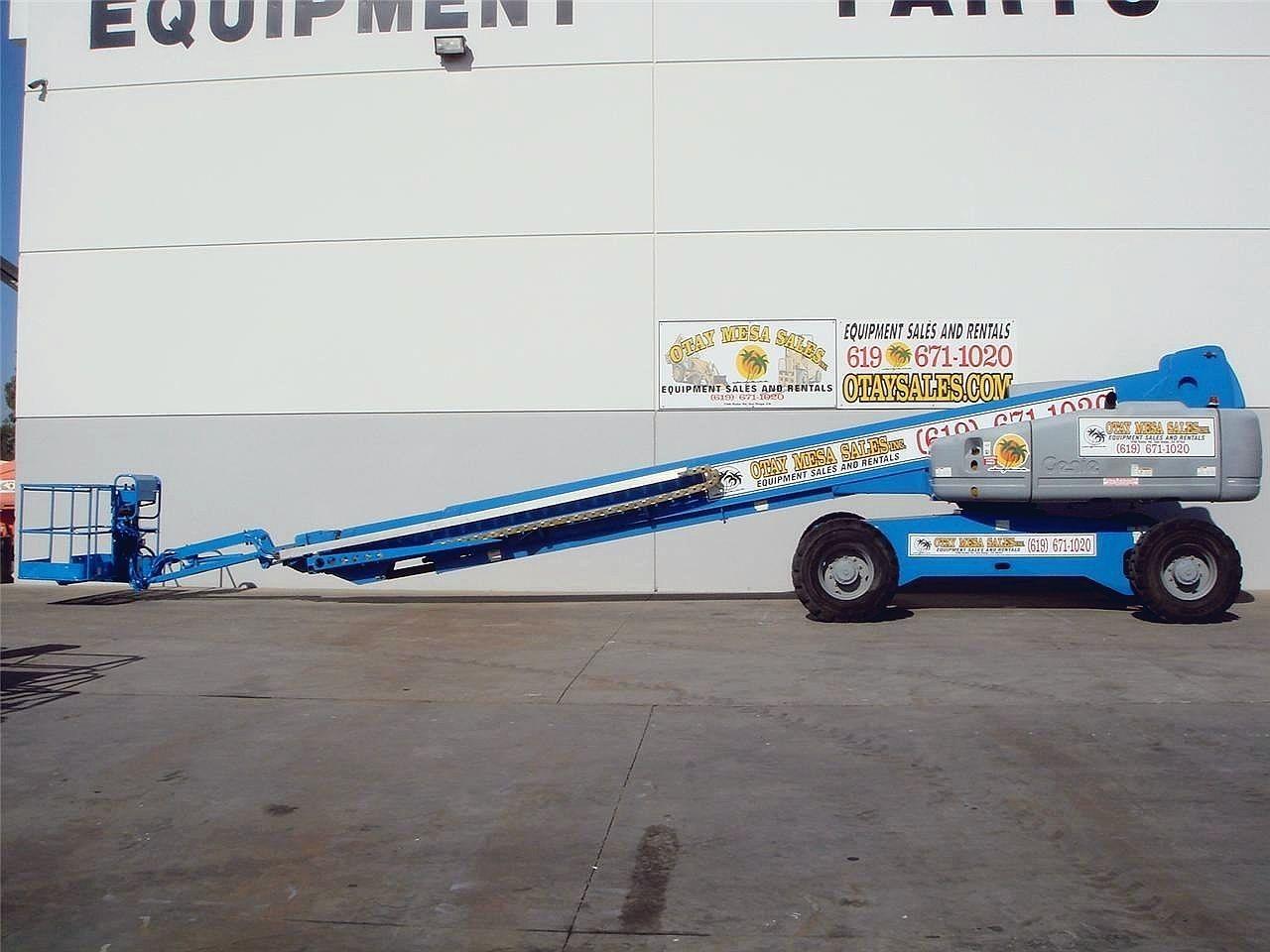 2007 Genie S125 Telehandler