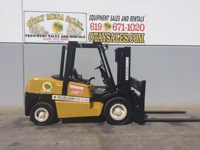 2005 Yale GDP110MJ Forklift