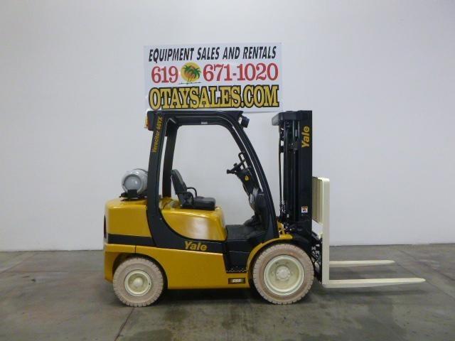 2015 Yale GLP060VX Forklift