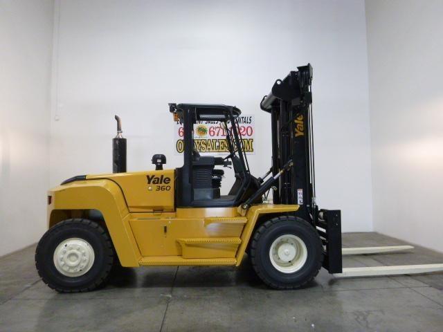 2016 Yale GP360EC Forklift