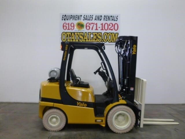 2018 Yale GTP060LC Forklift