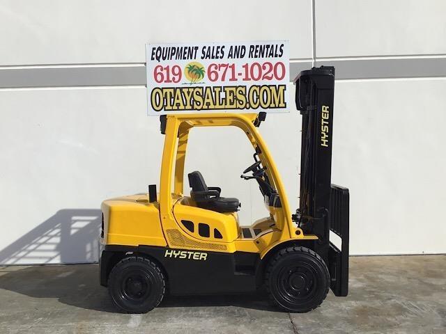 2014 Hyster H80FT Forklift