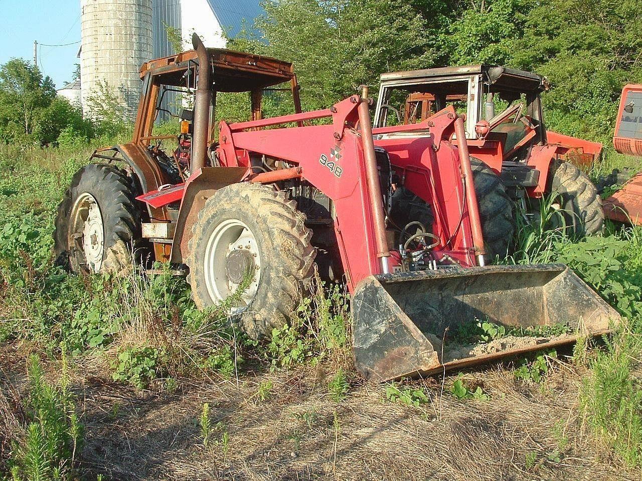 1996 Massey Ferguson 6180 Tractor