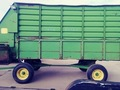 1988 John Deere 714 Forage Wagon