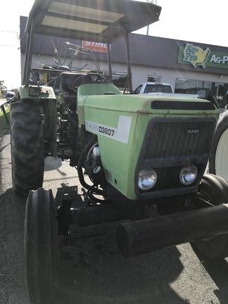 1988 Deutz D3607 Tractor