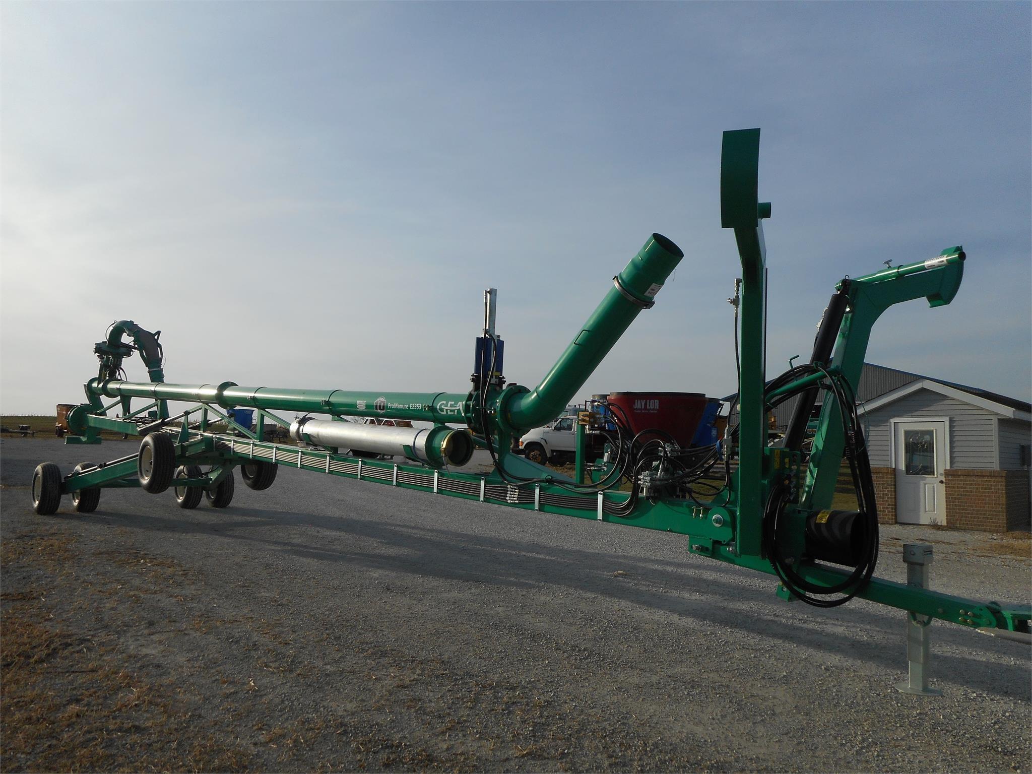 2020 GEA SP-R-10 Manure Pump