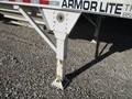 2016 Armor Lite 36' HOPPER BOTTOM Grain Trailer